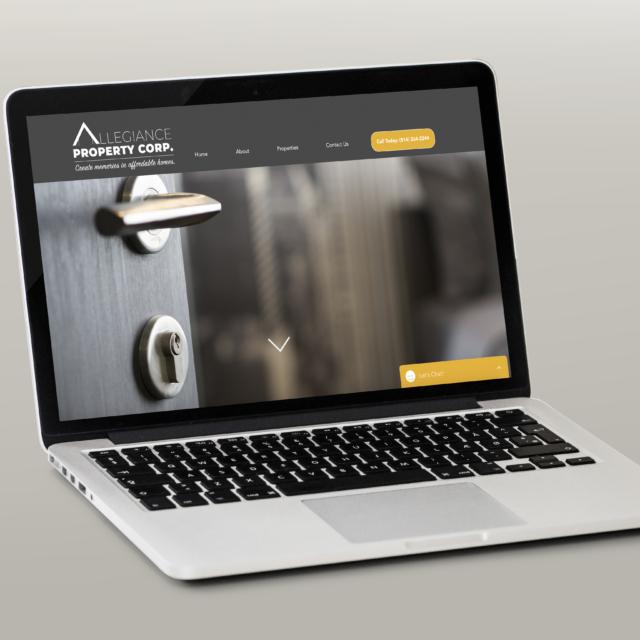 JCDM real estate web design
