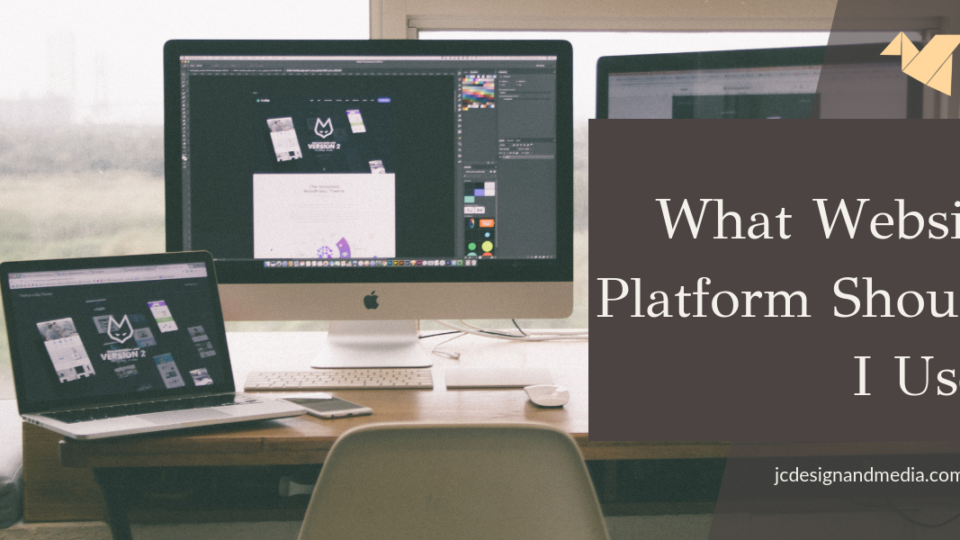 what website platform should I use