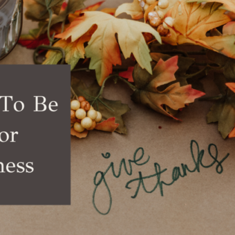 5 reasons to be thankful for your business