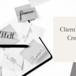 client case study: creating a new identity