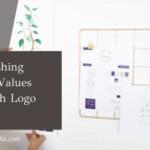 establishing brand values through logo design blog image